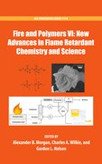Cover for Fire and Polymers VI: New Advances in Flame Retardant Chemistry and Science