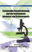 Cover for Sustainable Nanotechnology and the Environment: Advances and Achievements