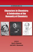 Cover for Characters in Chemistry