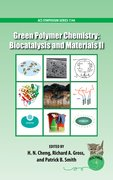 Cover for Green Polymer Chemistry