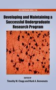 Cover for Developing and Maintaining a Successful Undergraduate Research Program