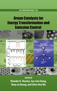 Cover for Green Catalysts for Energy Transformation and Emission Control