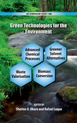 Cover for Green Technologies for the Environment