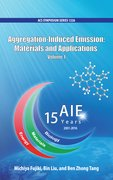 Cover for Aggregation-Induced Emission