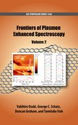 Cover for Frontiers of Plasmon Enhanced Spectroscopy Volume 2