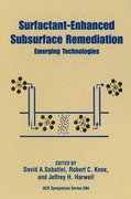 Cover for Surfactant-Enhanced Subsurface Remediation