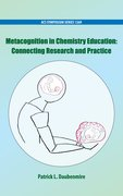 Cover for Metacognition in Chemistry Education