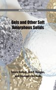 Cover for Gels and Other Soft Amorphous Solids