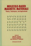 Cover for Molecule-Based Magnetic Materials