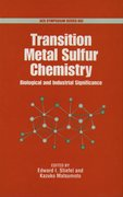 Cover for Transition Metal Sulfur Chemistry