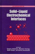 Cover for Solid-Liquid Electrochemical Interfaces