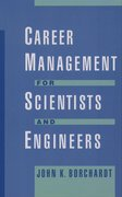 Cover for Career Management for Scientists and Engineers