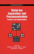 Cover for Metal Ion Separation and Preconcentration