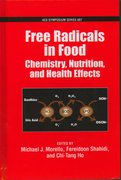 Cover for Free Radicals in Foods