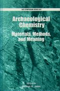 Cover for Archaeological Chemistry