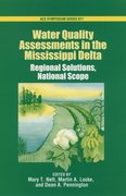 Cover for Water Quality Assessments in the Mississippi Delta