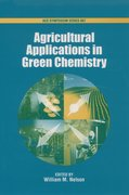 Cover for Agricultural Applications in Green Chemistry