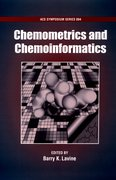Cover for Chemometrics and Chemoinformatics