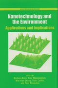 Cover for Nanotechnology and the Environment