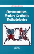 Cover for Modern Synthetic Methodologies toward Glycomimetics
