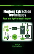 Cover for Modern Extraction Techniques for Food and Agricultural Samples