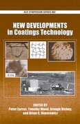 Cover for New Developments in Coatings Technology