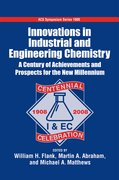 Cover for Innovations in industrial and Engineering Chemistry A Century of Achievements and Prospects for the New Millennium