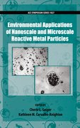 Cover for Environmental Applications of Nanoscale and Microscale Reactive Metal Particles