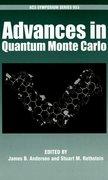 Cover for Advances in Quantum Monte Carlo