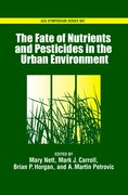 Cover for The Fate of Turfgrass Nutrients and Plant Protection Chemicals in the Urban Environment