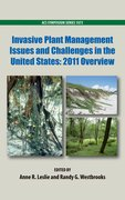 Cover for Invasive Plant Management Issues and Challenges in the United States