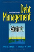 Cover for Debt Management: