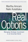 Cover for Real Options: