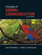 Cover for Principles of Animal Communication