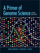 Cover for A Primer of Genome Science