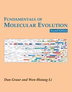 Cover for Fundamentals of Molecular Evolution