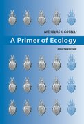 Cover for A Primer of Ecology