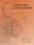 Cover for Evolution since Darwin