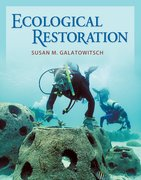 Cover for Ecological Restoration