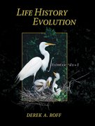 Cover for Life History Evolution
