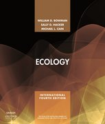 Cover for Ecology