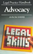 Cover for Legal Practice Handbook - Advocacy
