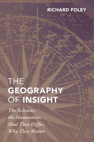 Cover image for The Geography of Insight