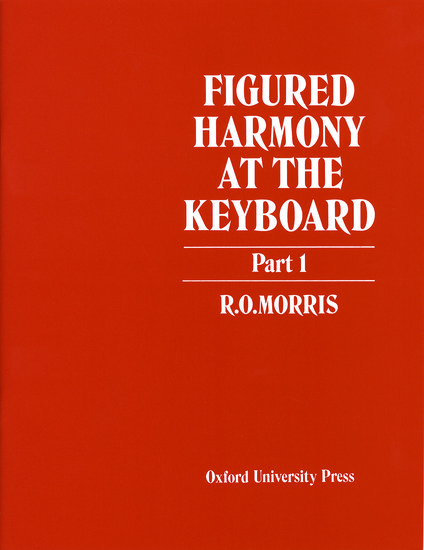 Figured harmony at the keyboard image