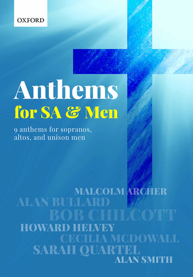 Anthems for SA & Men image