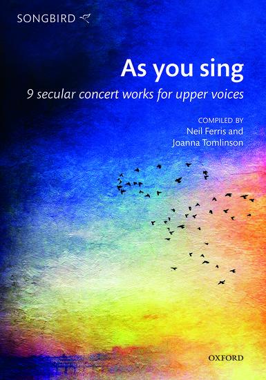 As you sing image