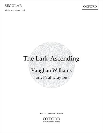 The Lark ascending image