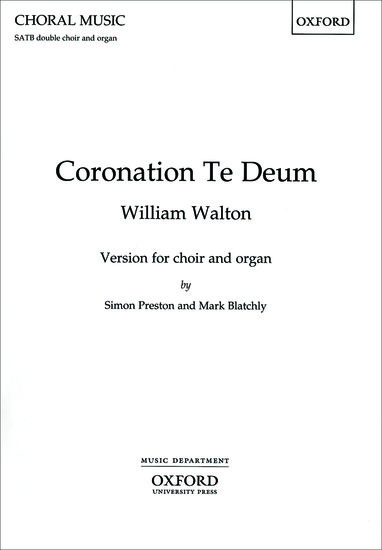 Coronation Te Deum image