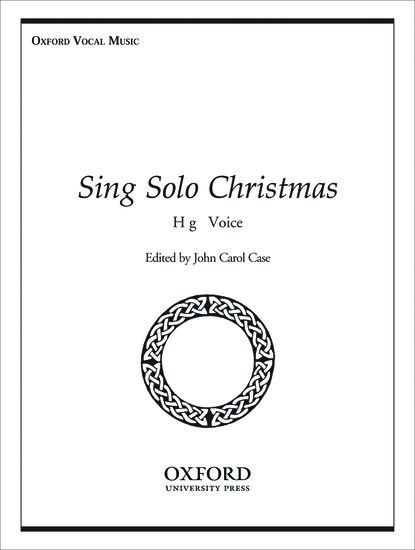 Sing solo Christmas image