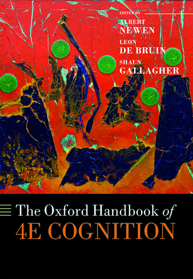 Book Cover for The Oxford Handbook of 4E Cognition